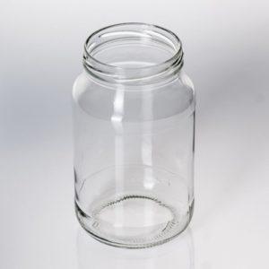 Стеклянная литровая банка ТО-82