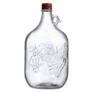 Бутылка стеклянная на 5 литров