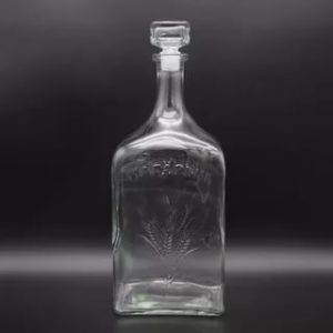 Стеклянный графин Магарыч на 10 литров