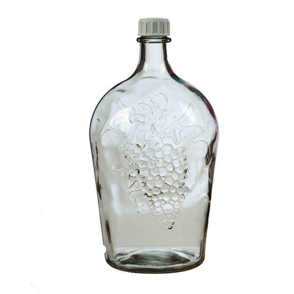 Бутылка винная на 4,5 литра