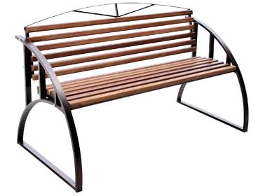 Уличная скамейка Модерн