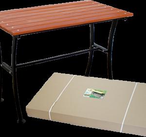 Стол Романтика 1,2м. Комплект-Агро