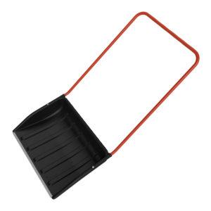 Скрепер для снега Барин с П-образной металлической ручкой в ПВХ-оплётке