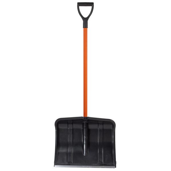 Лопата для уборки снега Богатырь фирмы Цикл усиленная