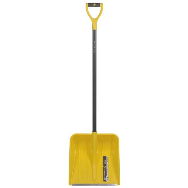 лопата для снега Варяг фирмы цикл с металлическим черенком на фото