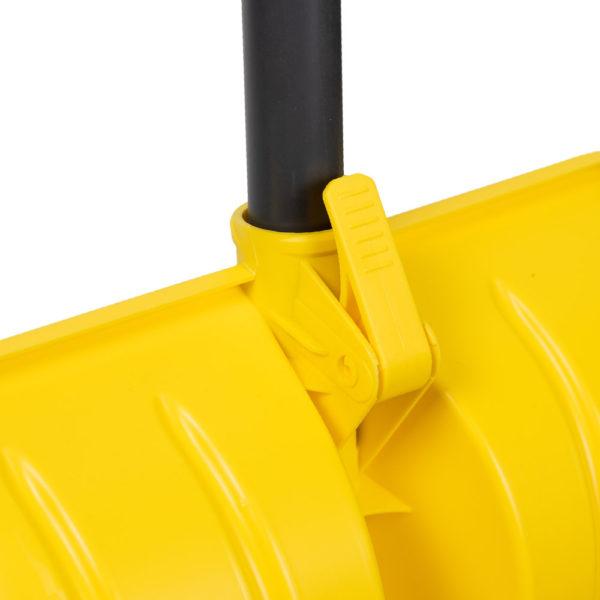 FastLock соединение на лопатах фирмы Цикл