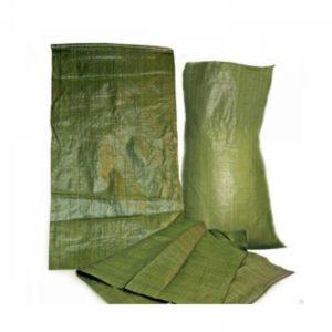 зелёные мешки для строительного мусора