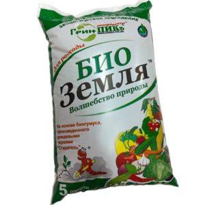 Грунт Био Гумус для рассады Грин Пикъ Ковров