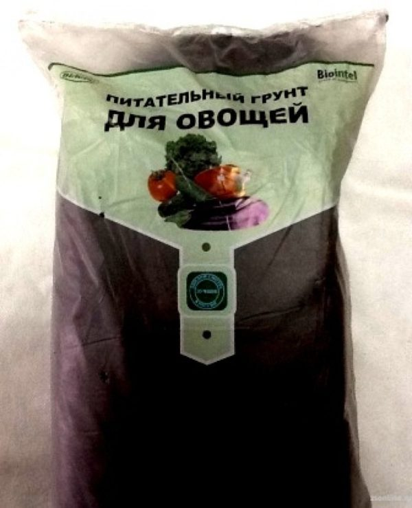 Грунт для овощей 10 литров Biagro питательный