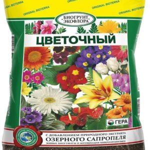 Био Грунт Гера цветочный 10 литров